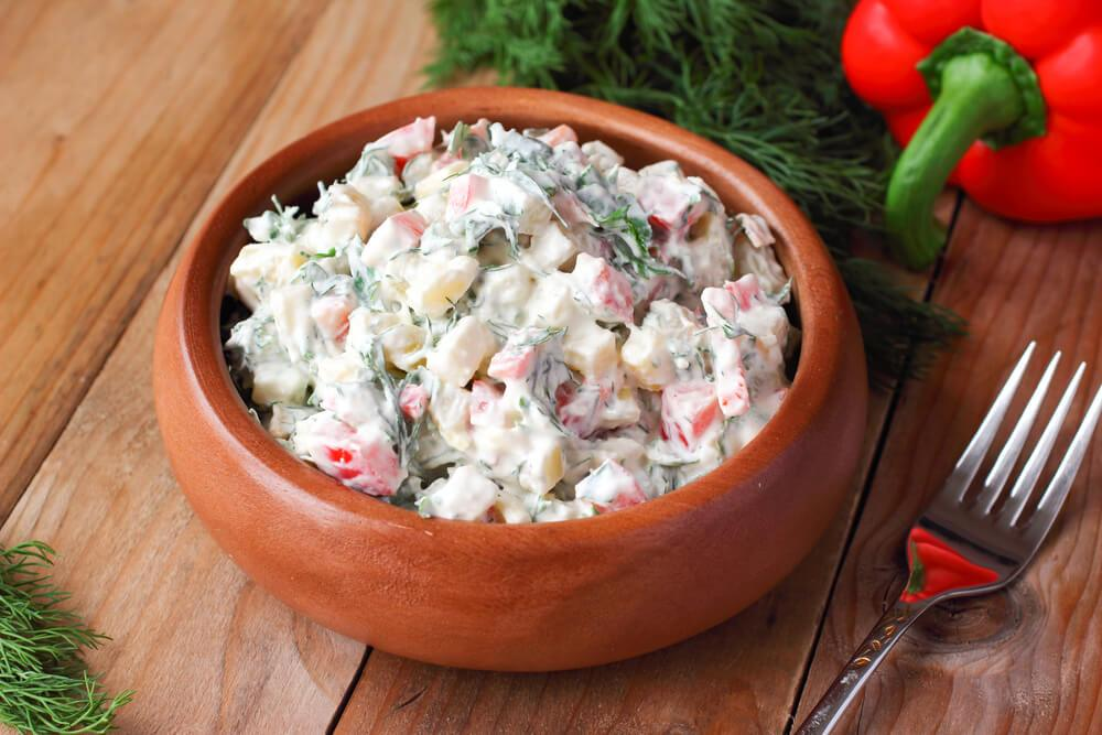 Can You Freeze Potato Salad Without Losing Its Flavor?
