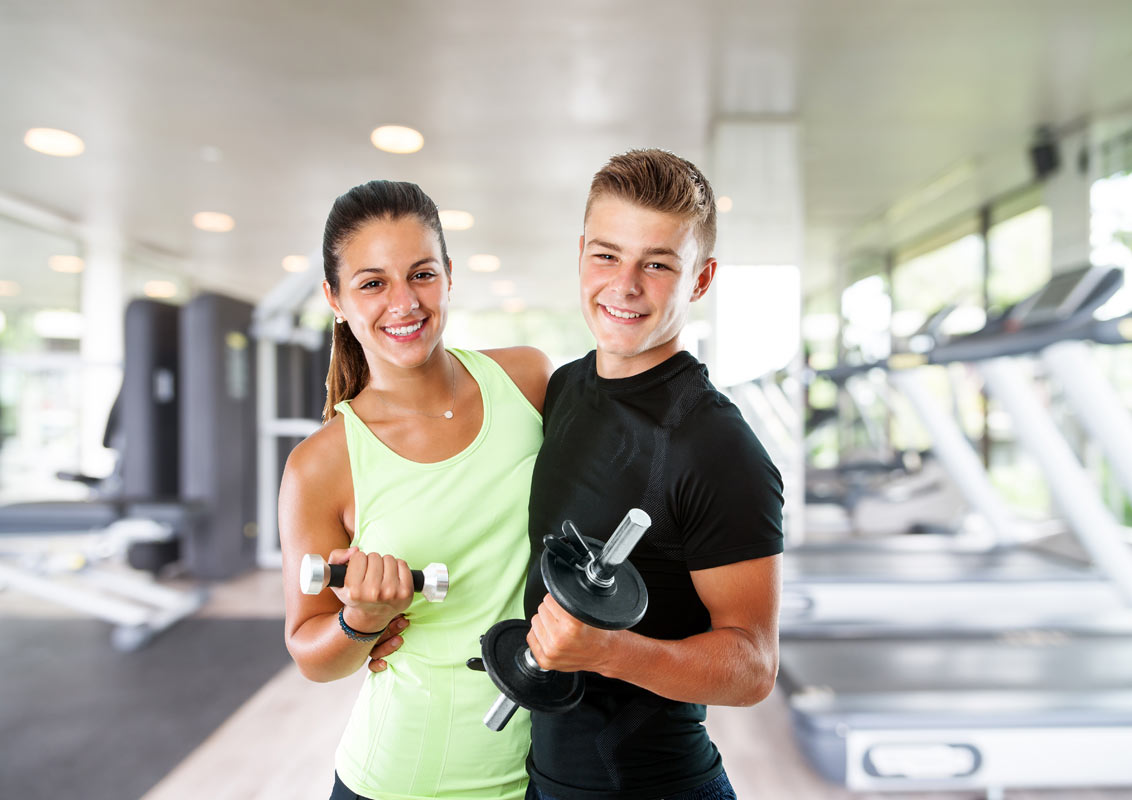 Should Teens Go For Working Out In Gym?