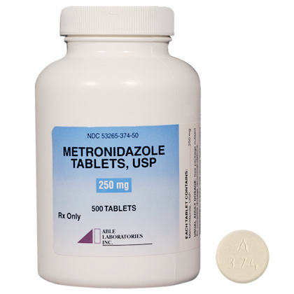 giardia antibiotics