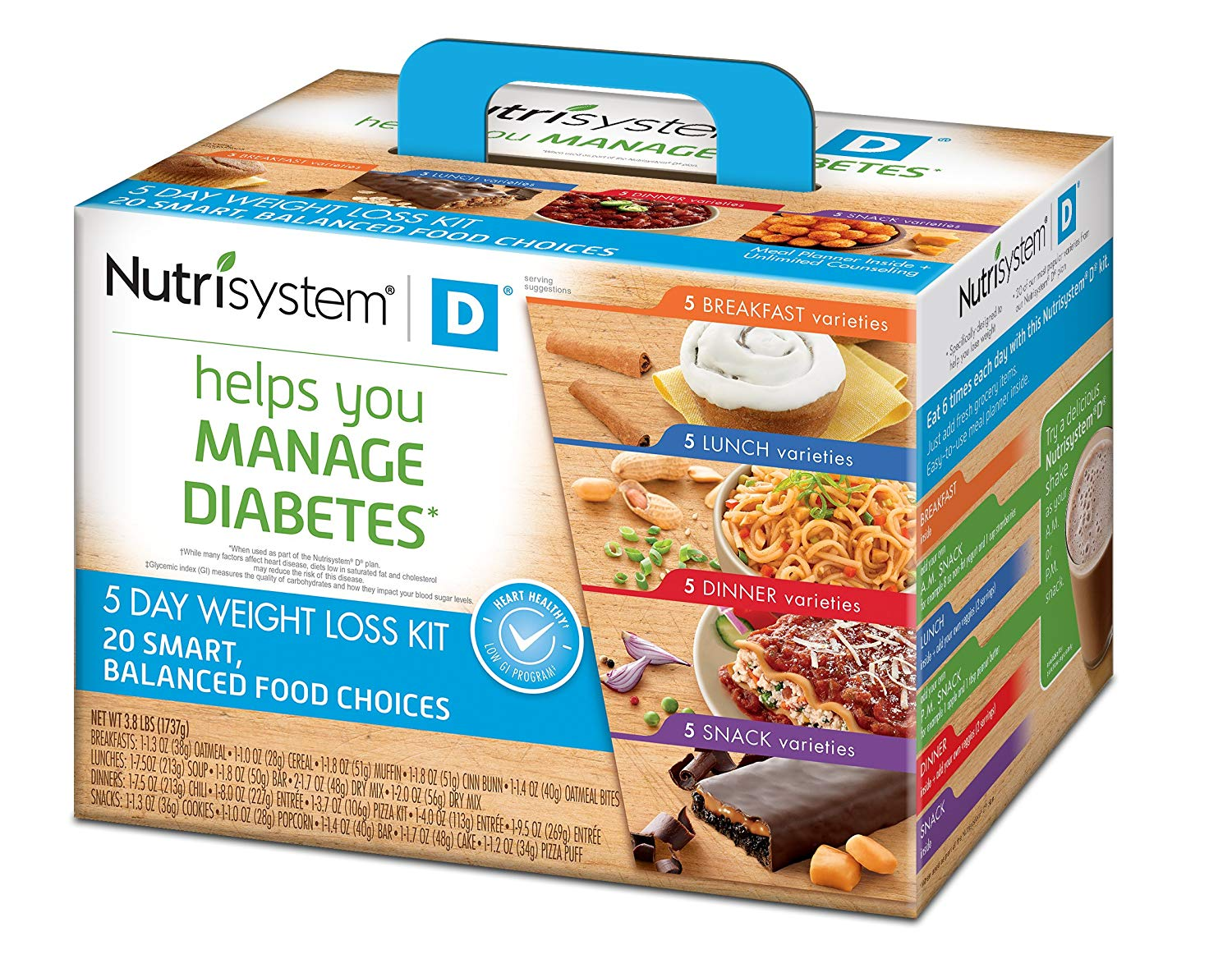 Is NutriSystem Gluten Free? Here's What I Found Out.