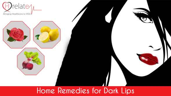 Best and Effective Natural Home Remedies For Dark Lips