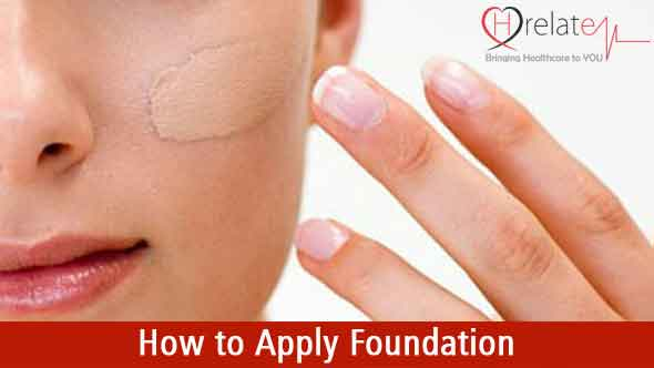 Try These Simple & Easy Steps on How to Apply Foundation