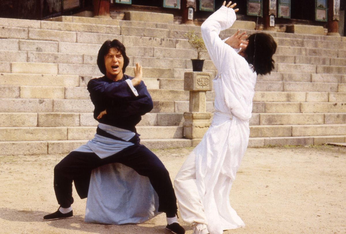The Spiritual Chi-Based Style Of The Chinese Dragon Kung Fu