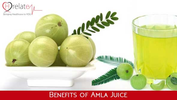 You Might Be Not Aware of These Benefits of Amla Juice