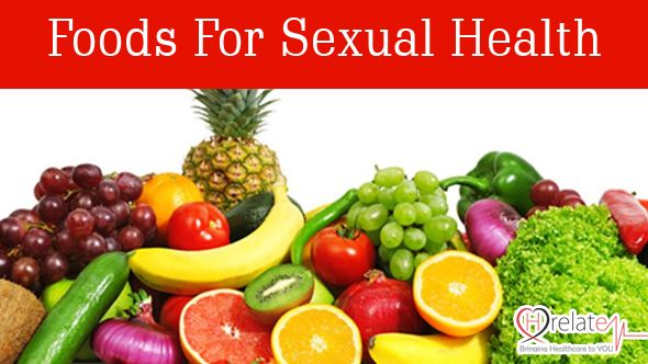 Best Foods For Sexual Health to Boost Your Sex Drive