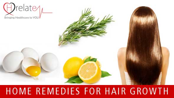 Simple and Effective Home Remedies for Hair Growth