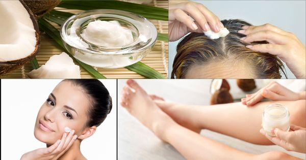 15 Best Beauty Uses of Coconut Oil for Great Hair, Skin & Body
