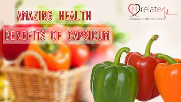 Amazing Health Benefits of Capsicum That are Not Known