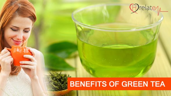 13 Surprising Health Benefits Of Green Tea For Kids To Adults