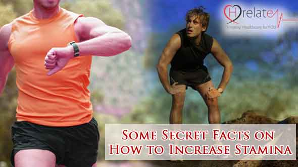 Some Secret Facts on How to Increase Stamina