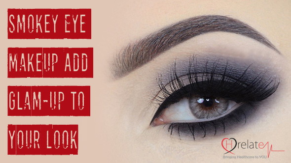 With Smokey Eye Makeup Add Glam-up To Your Look