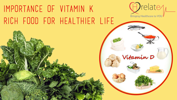 Increase the Intake of Vitamin K Rich Food For Healthier Life