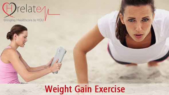 Weight Gain Exercise: Get Rid Of Your Lean Personality